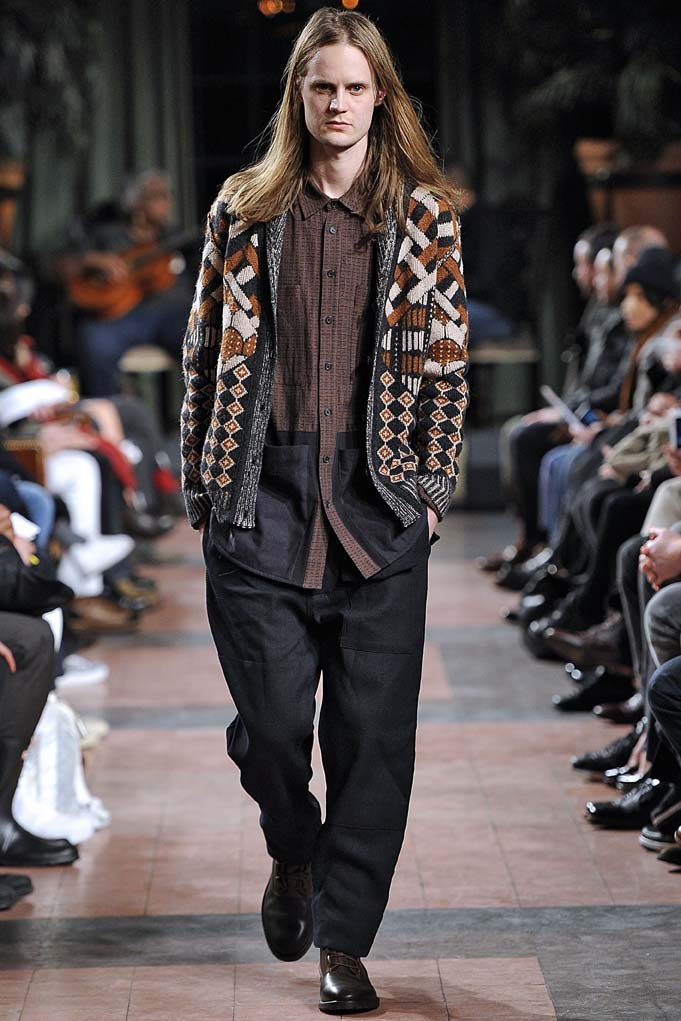 Billy ReidNew York RTW Fall Winter 2015 February 2015