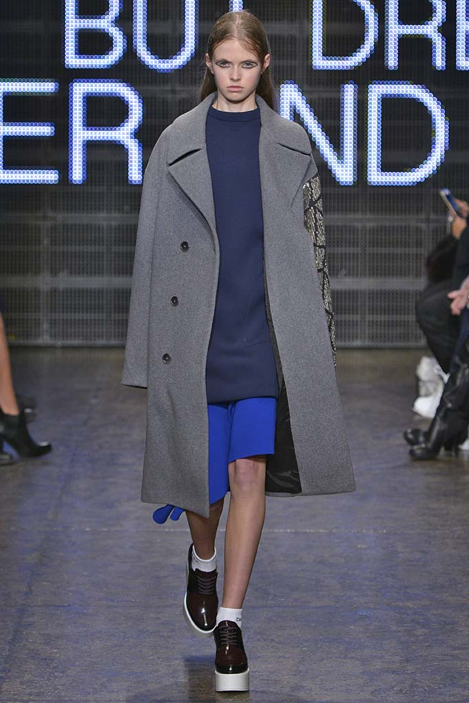 DKNYNew York RTW Fall Winter 2015 February 2015