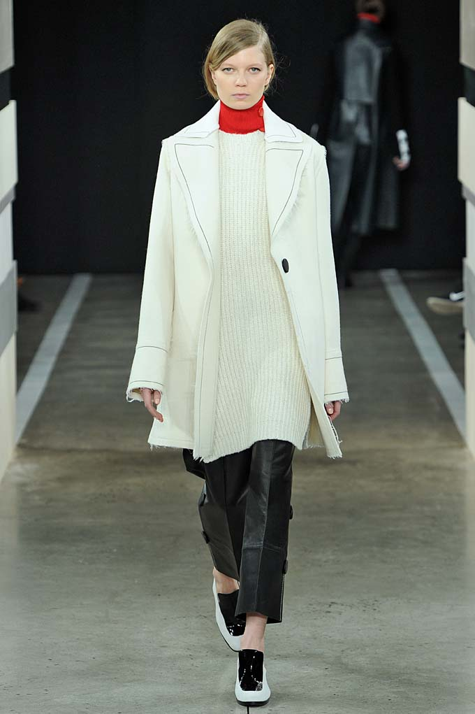 EdunNew York RTW Fall Winter 2015 February 2015