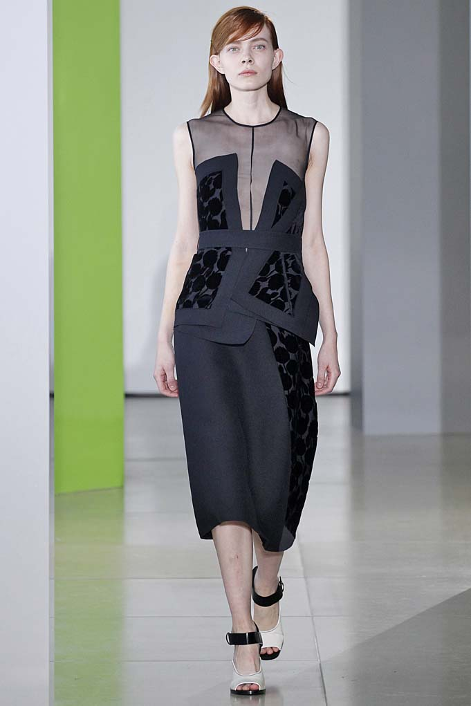 Jil SanderMilan RTW Fall Winter 2015 February March 2015