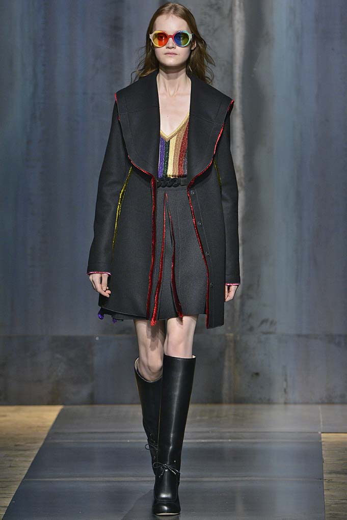 Marco De VincenzoMilan RTW Fall Winter 2015 February March 2015