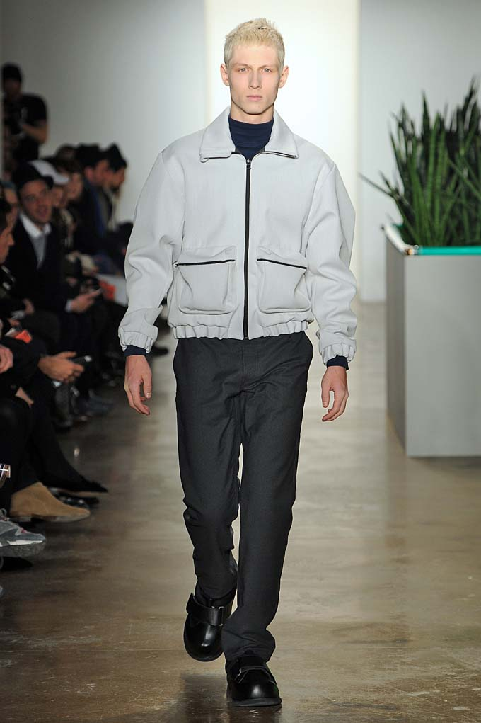 Patrik ErvellNew York RTW Fall Winter 2015 February 2015