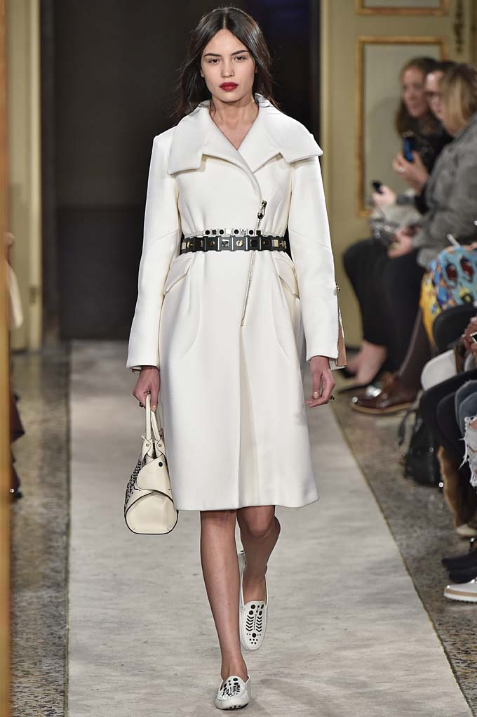 TodsMilan RTW Fall Winter 2015 February March 2015