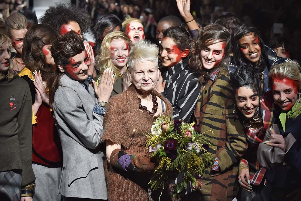 Vivienne Westwood Red LabelLondon RTW Fall Winter 2015 February 2015