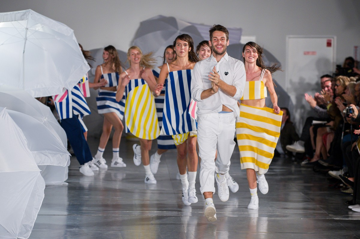 Jacquemus : Runway - Paris Fashion Week Womenswear Spring/Summer 2015