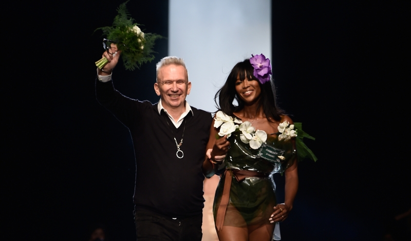 Jean Paul Gaultier : Runway - Paris Fashion Week - Haute Couture S/S 2015