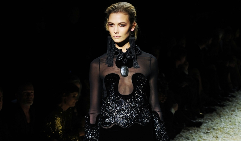 Tom Ford Autumn/Winter 2015 Womenswear Collection Presentation