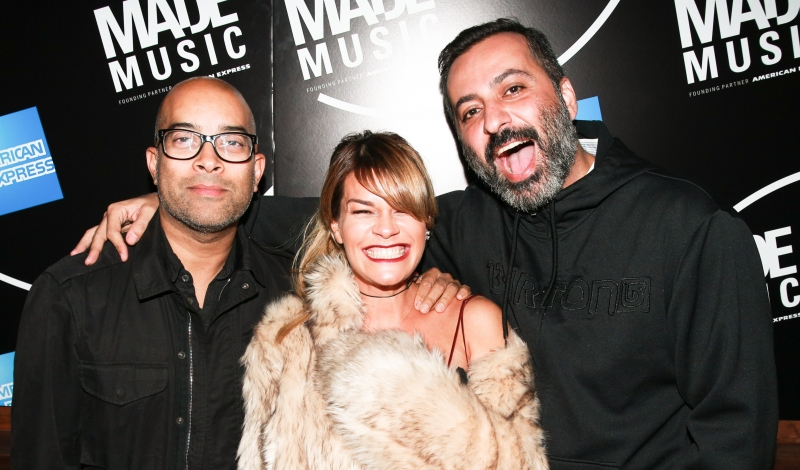 MADE X American Express Music Launch Event