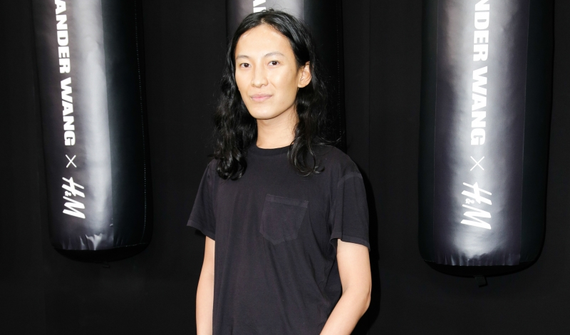 ALEXANDER WANG x H&M Launch Event - Arrivals