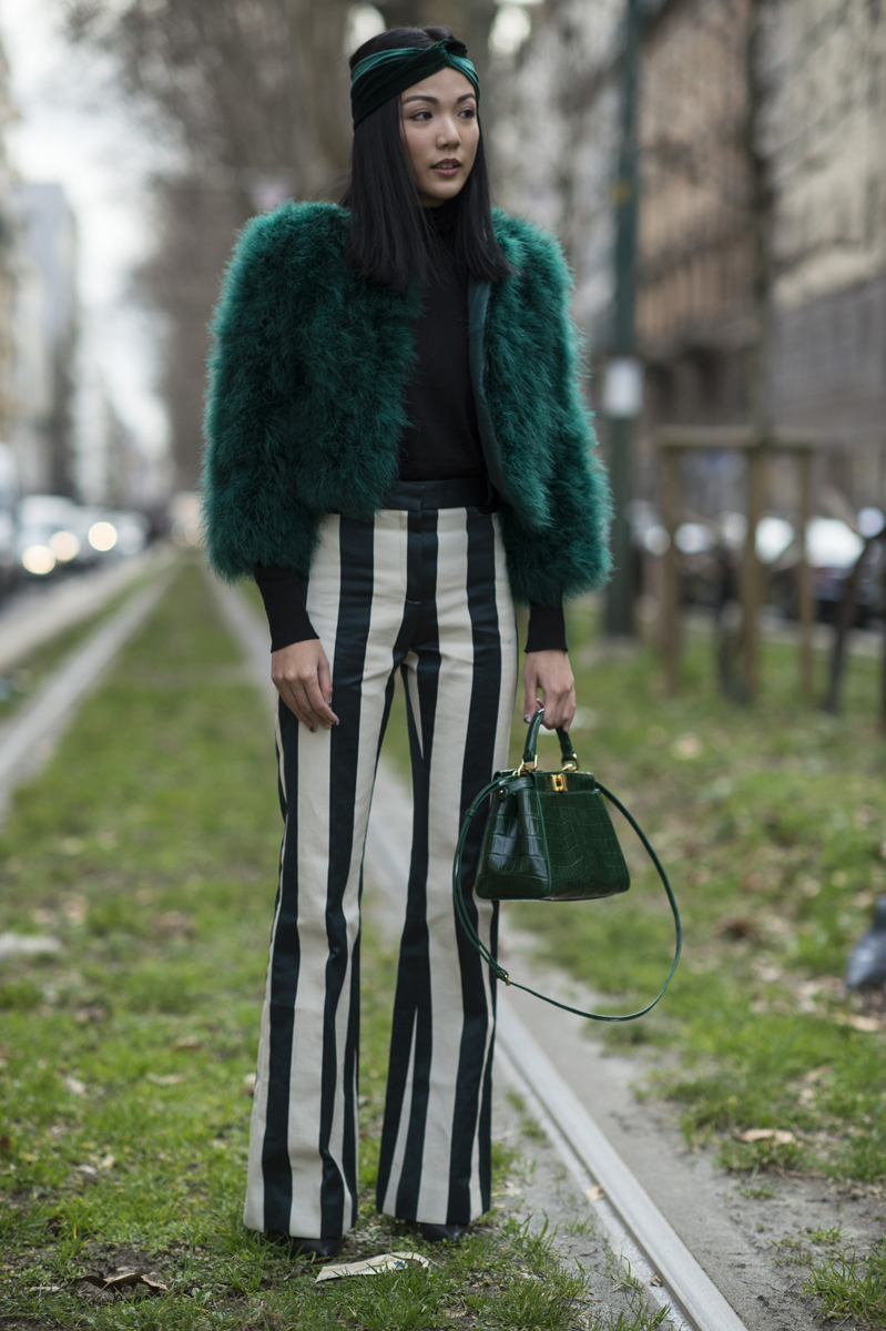 MILAN FASHION WEEK #MFW Street Style – DAY ONE