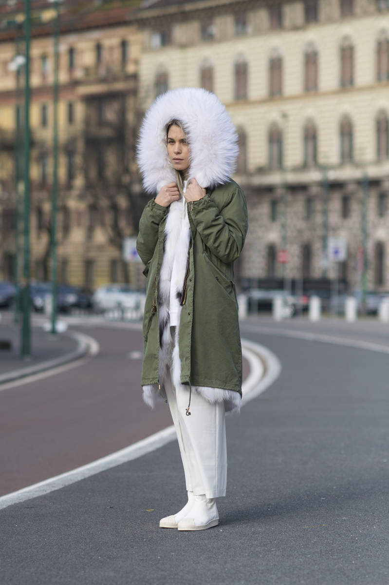 MILAN FASHION WEEK #MFW Street Style – DAY FOUR