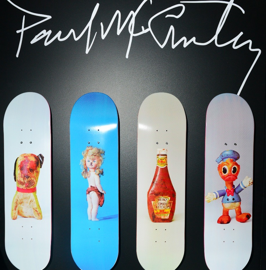 MoMa DESIGN STORE & THE SKATEROOM Present an Evening with PAUL McCARTHY