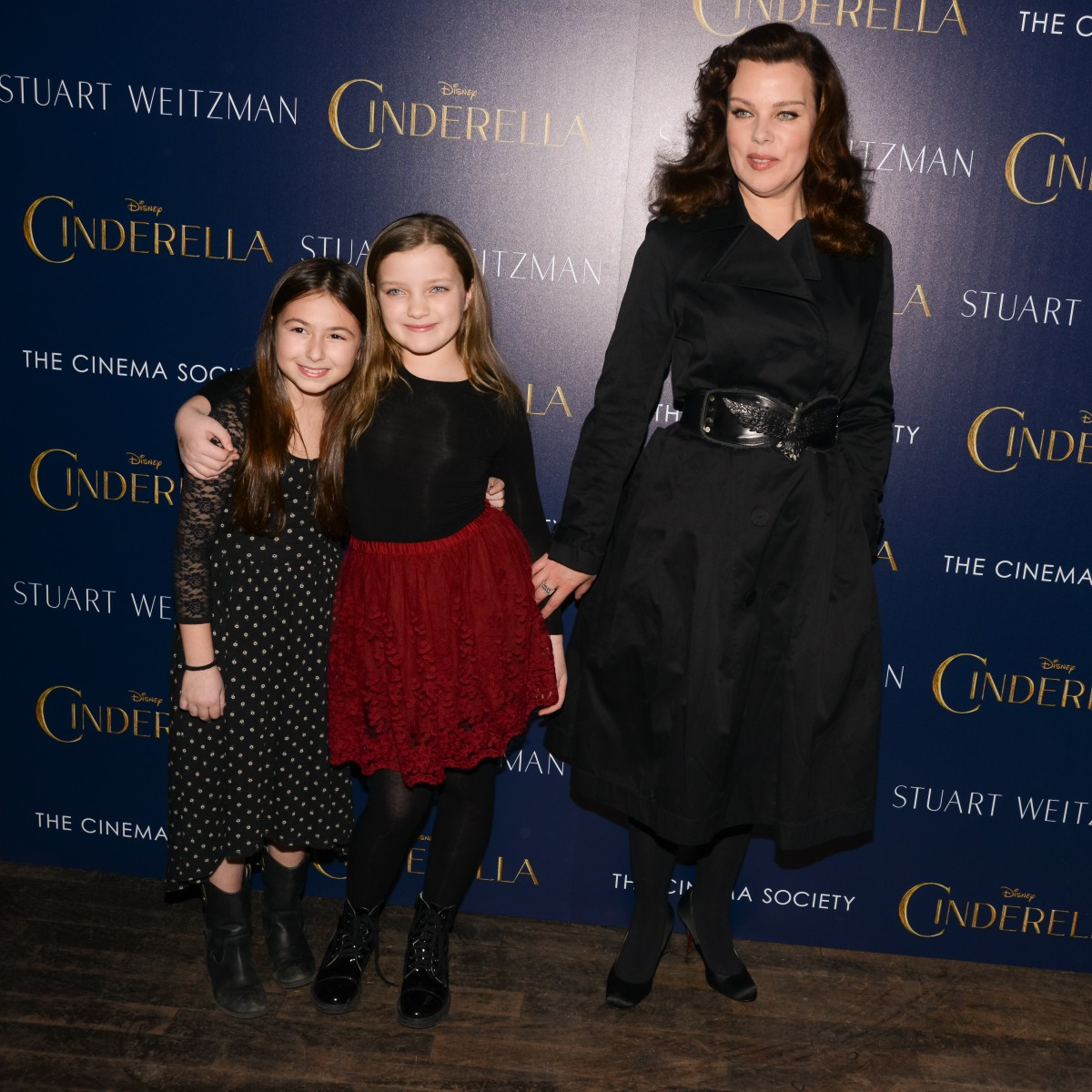 THE CINEMA SOCIETY & STUART WEITZMAN host a special screening of Disney's Cinderella