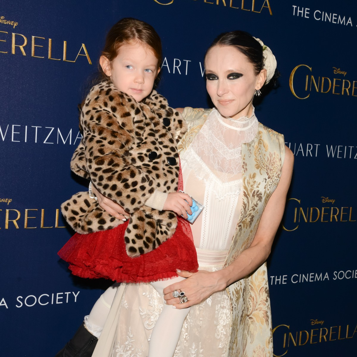 THE CINEMA SOCIETY & STUART WEITZMAN host a special screening of Disney's Cinderella