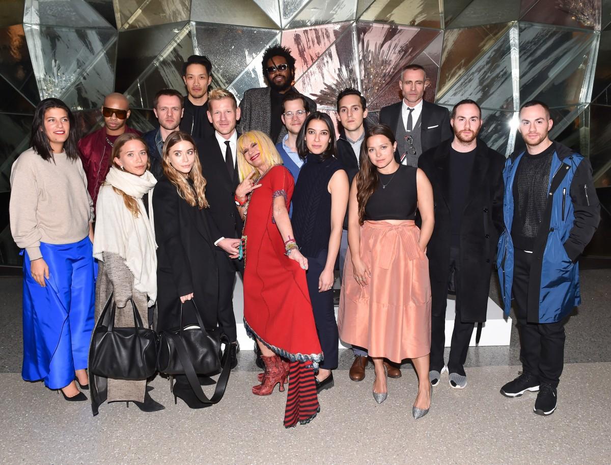 2015 CFDA FASHION AWARDS Nominee & Honoree Announcement Party, Hosted by NADJA SWAROVSKI & DIANE VON FURSTENBERG