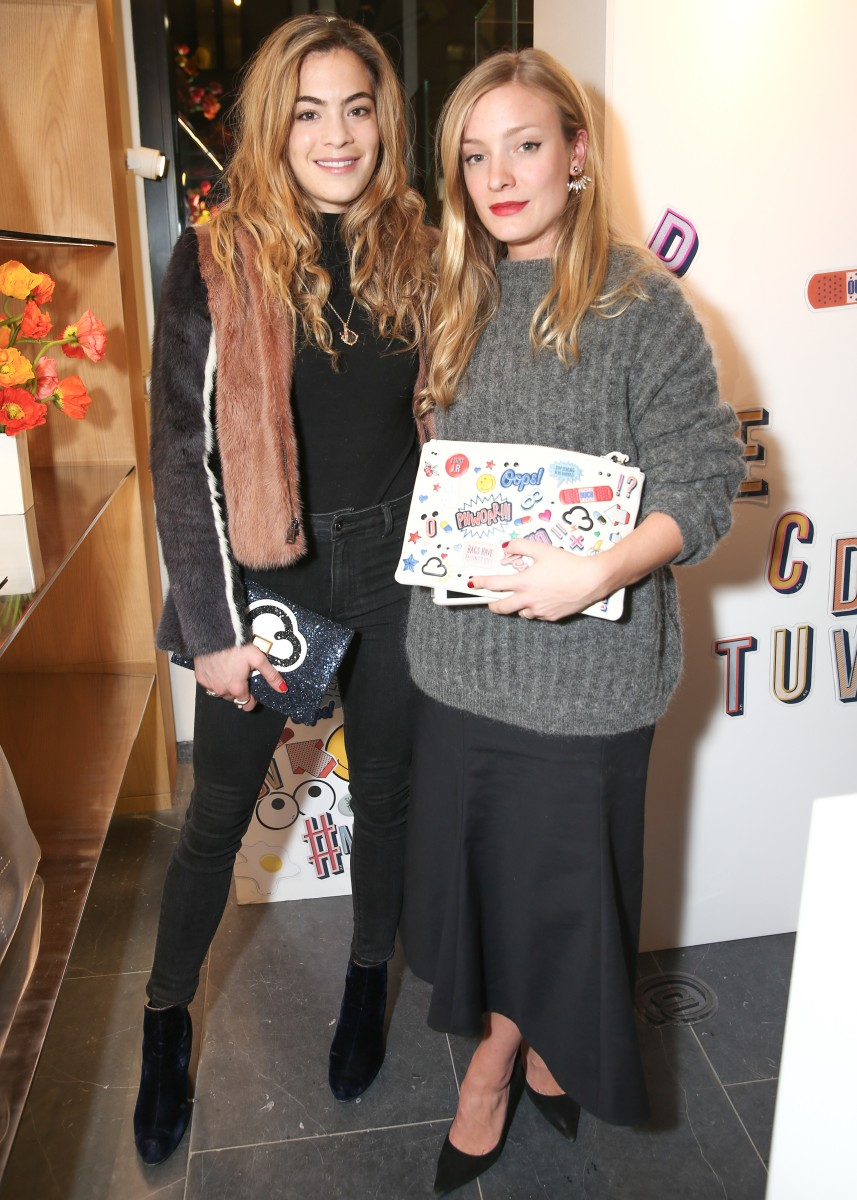 BARNEYS NEW YORK Hosts ANYA HINDMARCH to Celebrate the STICKER SHOP COLLECTION