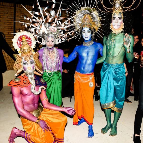 Dom Pérignon hosts Kingdom - Rosé Cabaret Party Launching Dom Pérignon Rosé 2004