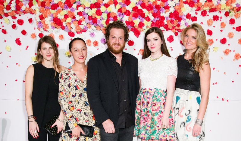 2015 GUGGENHEIM YOUNG COLLECTORS PARTY at the Guggenheim Museum supported by DAVID YURMAN