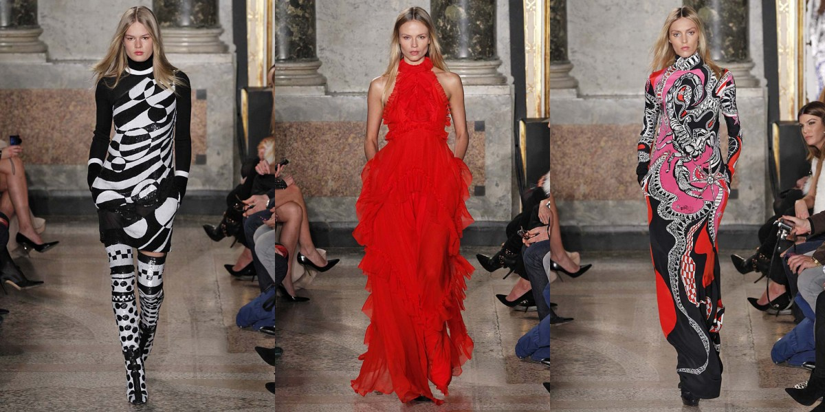 Emilio PucciMilan RTW Fall Winter 2015 February March 2015