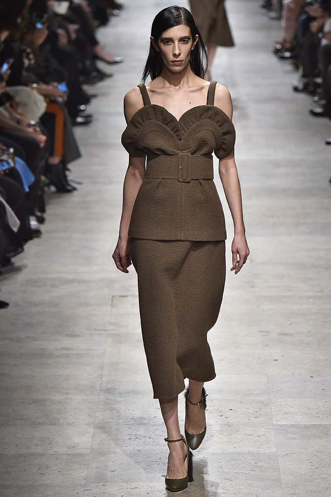 RochasParis RTW Fall Winter 2015 March 2015