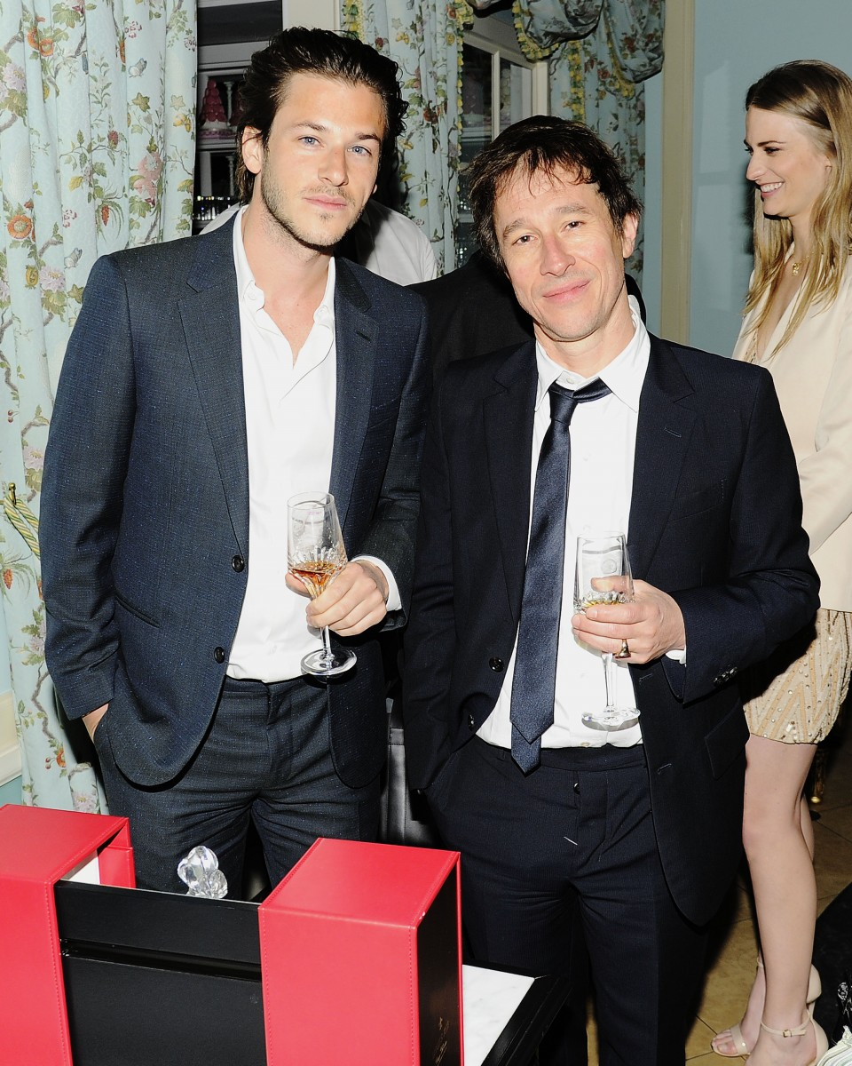 "The Cinema Society with W Magazine and Louis XIII Cognac host the after party for Sony Pictures Classics' ""Saint Laurent"""