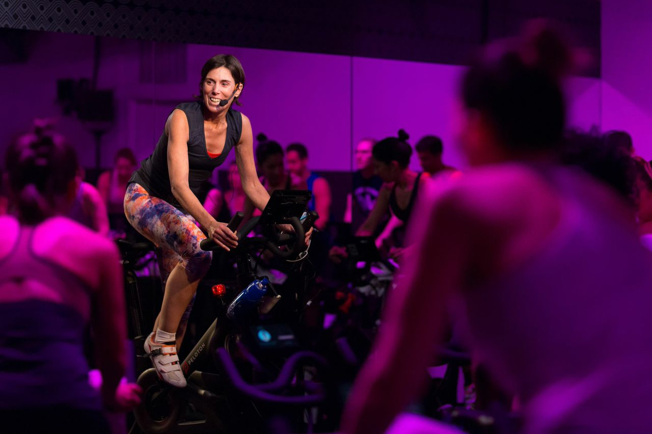 Fitness Dossier Vol 5 Peloton Cycle