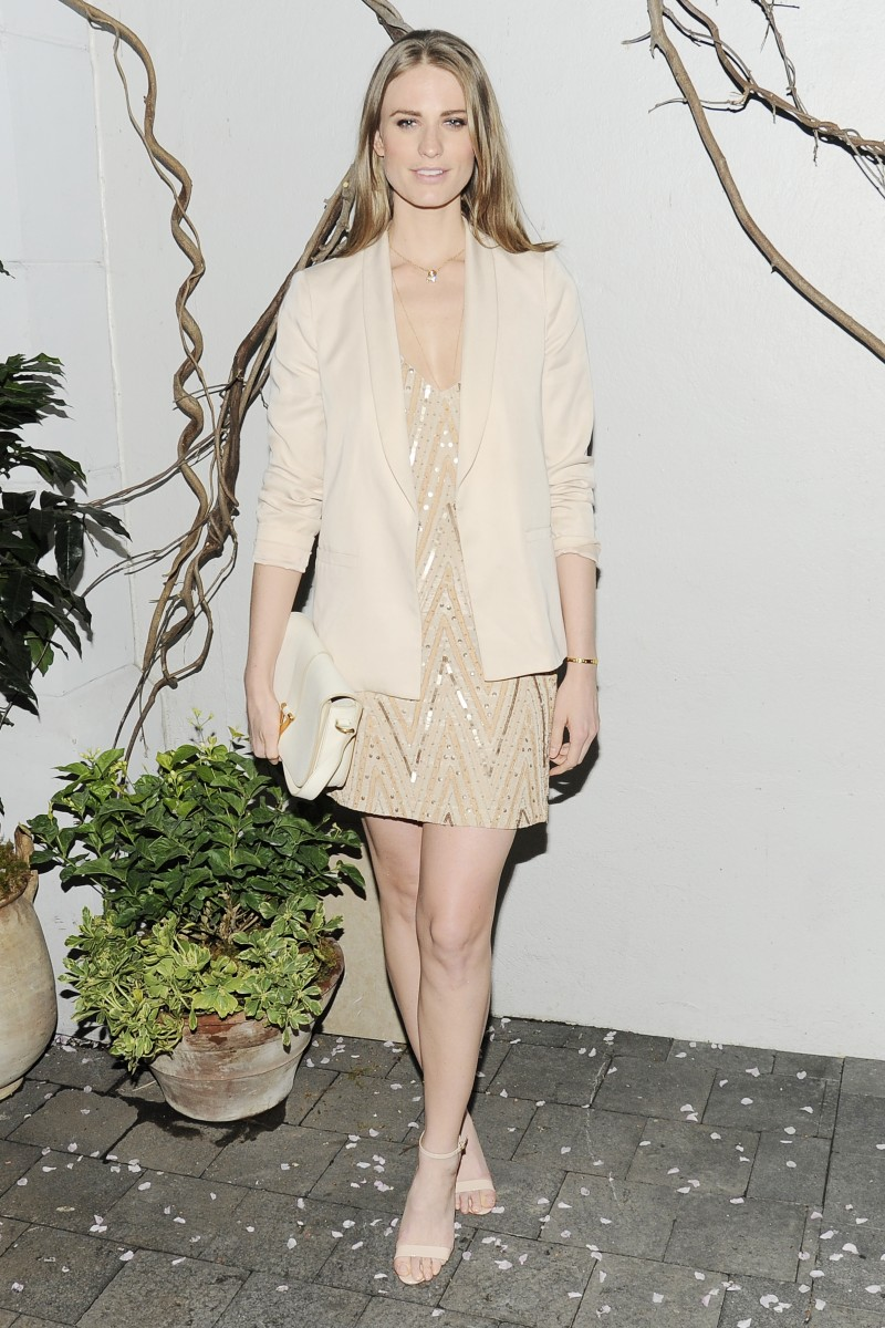 """The Cinema Society with W Magazine and Louis XIII Cognac host the after party for Sony Pictures Classics' """"Saint Laurent"""""""