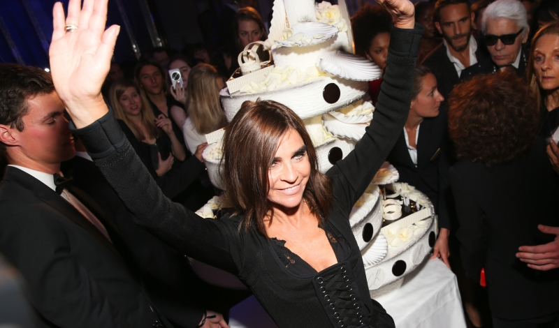 CR FASHION BOOK ISSUE N.5 LAUNCH PARTY BY CARINE ROITFELD AND STEPHEN GAN - [ Exclusive Content ]