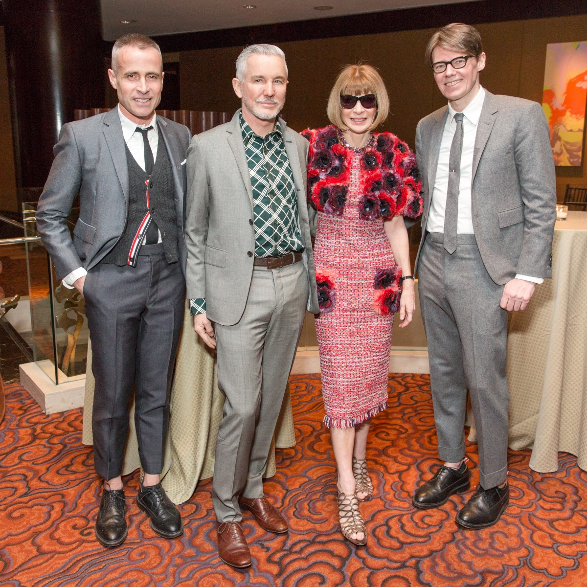 2015 VILCEK FOUNDATION AWARDS GALA