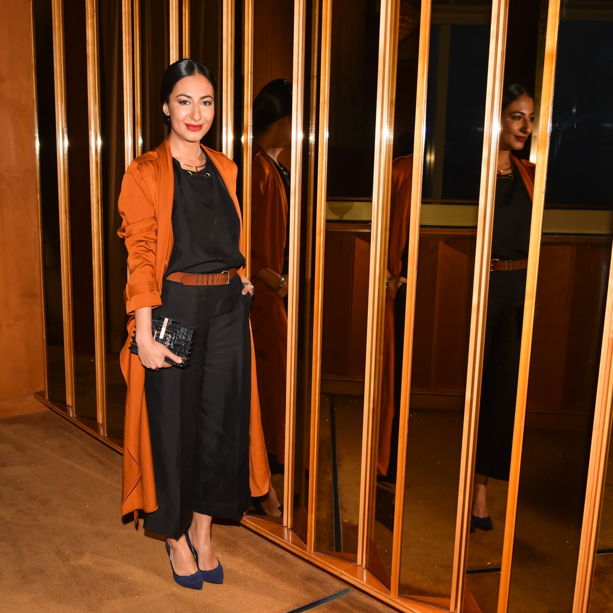 MAX MARA WHITNEY Bag Launch Party
