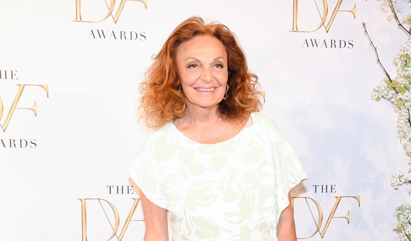 DIANE von FURSTENBERG and TINA BROWN TO HOST THE 6TH ANNUAL DVF AWARDS