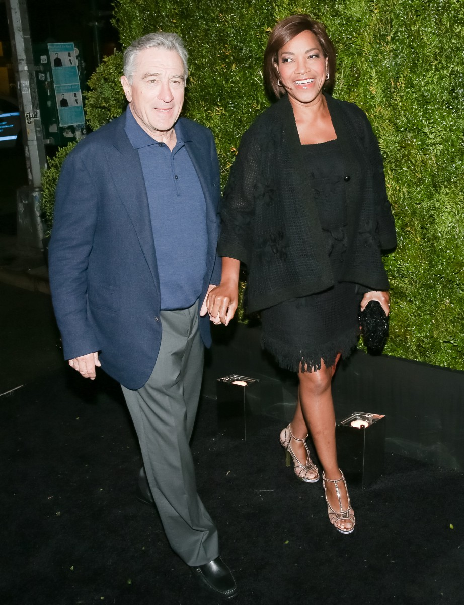 CHANEL TRIBECA FILM FESTIVAL ARTISTS DINNER