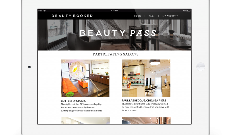 BeautyPass, Salons[1]