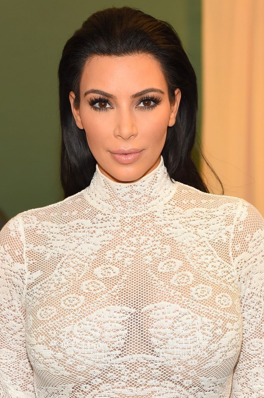 "Kim Kardashian Signs Copies Of Her New Book ""Kim Kardashian West: Selfish"""