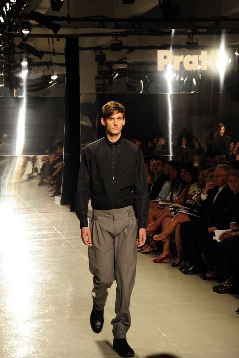 2015 Pratt Institute Fashion Show + Cocktail Benefit Honoring Francisco Costa