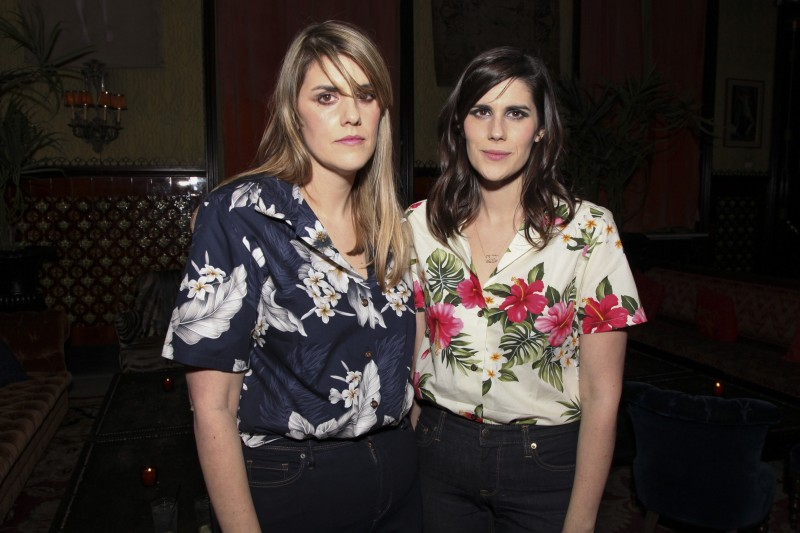 Tumblr's special evening with Rodarte