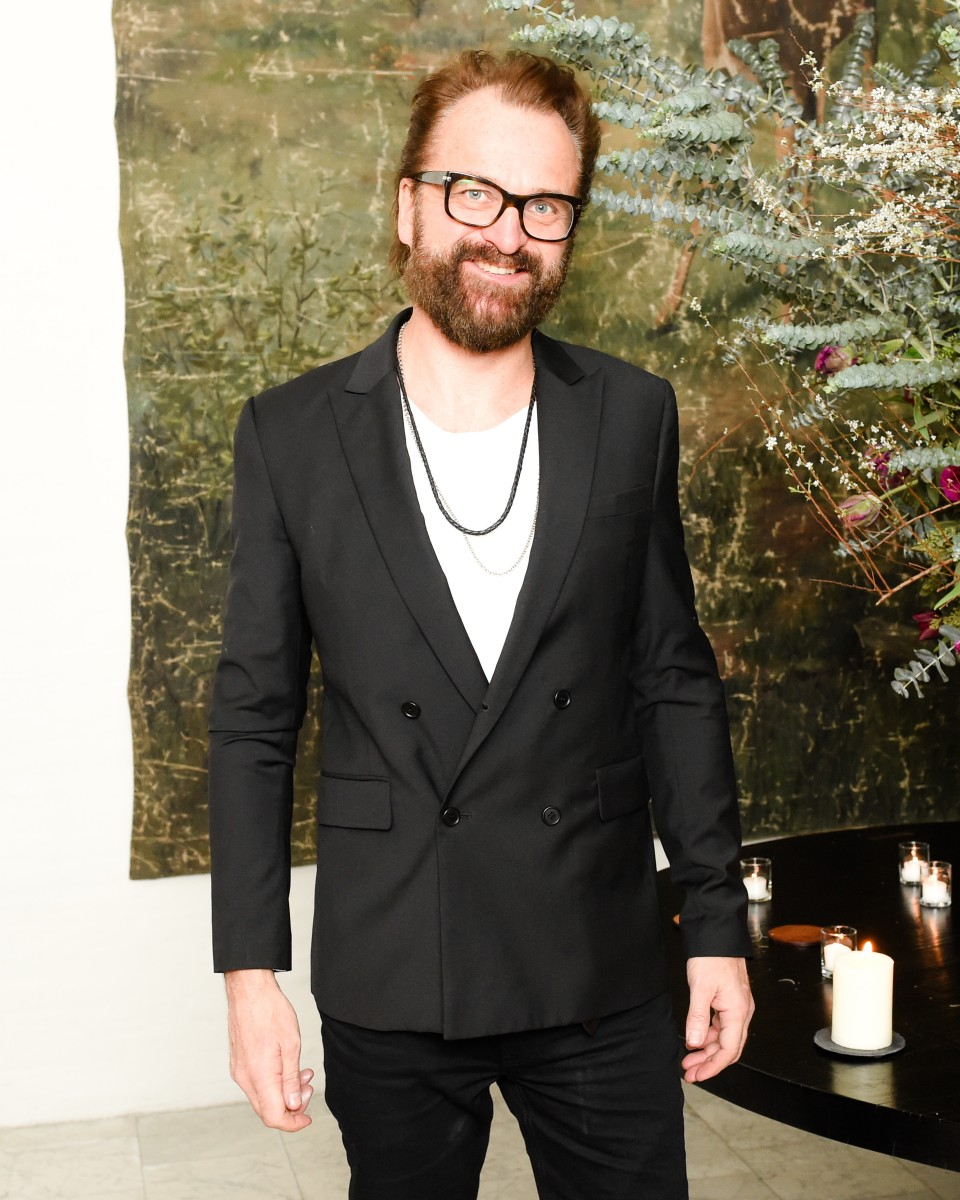 BARNEYS NEW YORK and PADMA LAKSHMI Host a Private Dinner in Honor of Ben Gorham and the Launch of BYREDO Nécessaire de Voyage