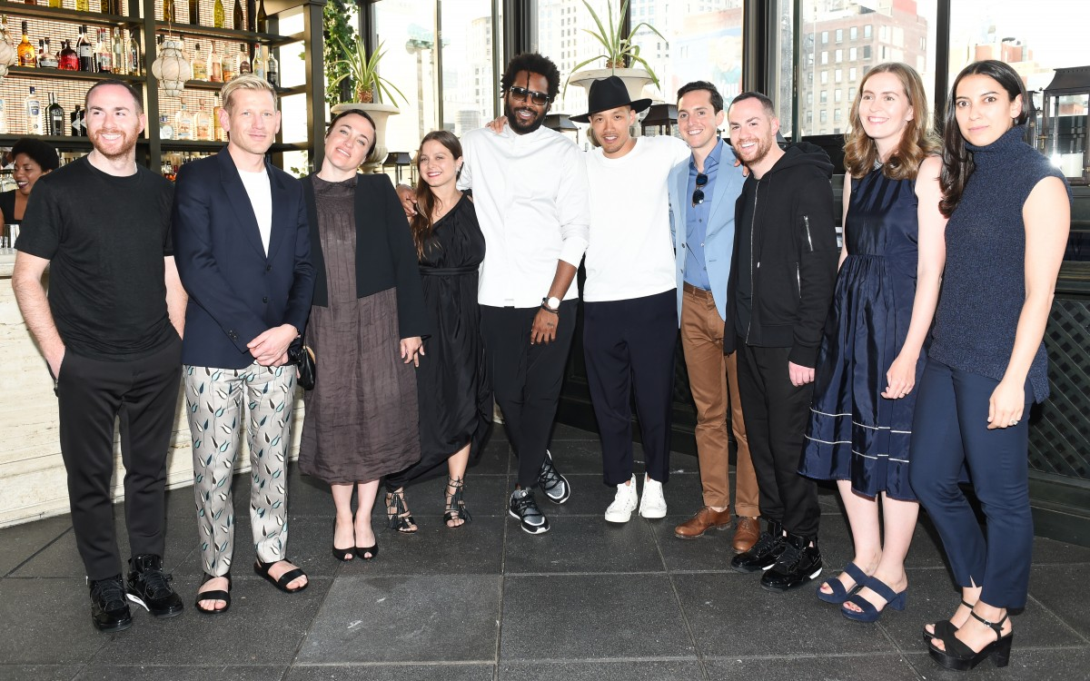 The CFDA and SWAROVSKI Celebrate the 2015 CFDA SWAROVSKI Award Nominees in Benefit of FREE ARTS NYC