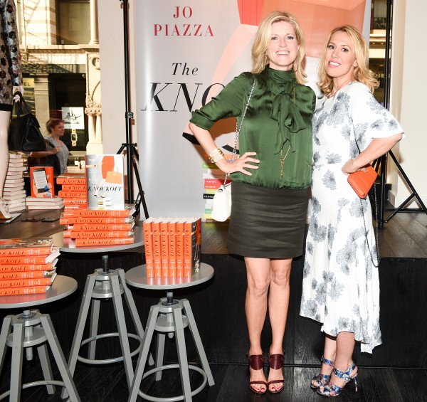 Mulberry hosts book launch with Lucy Sykes Rellie and Jo Piazza for The Knockoff