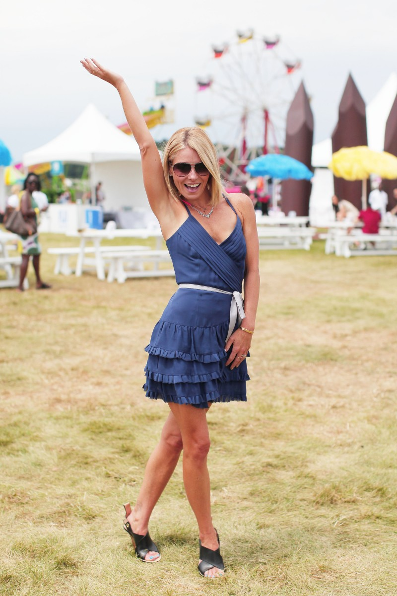 KELLY RIPA & DONNA KARAN to host OVARIAN CANCER RESEARCH FUND'S SUPER SATURDAY 17 sponsered by QVC