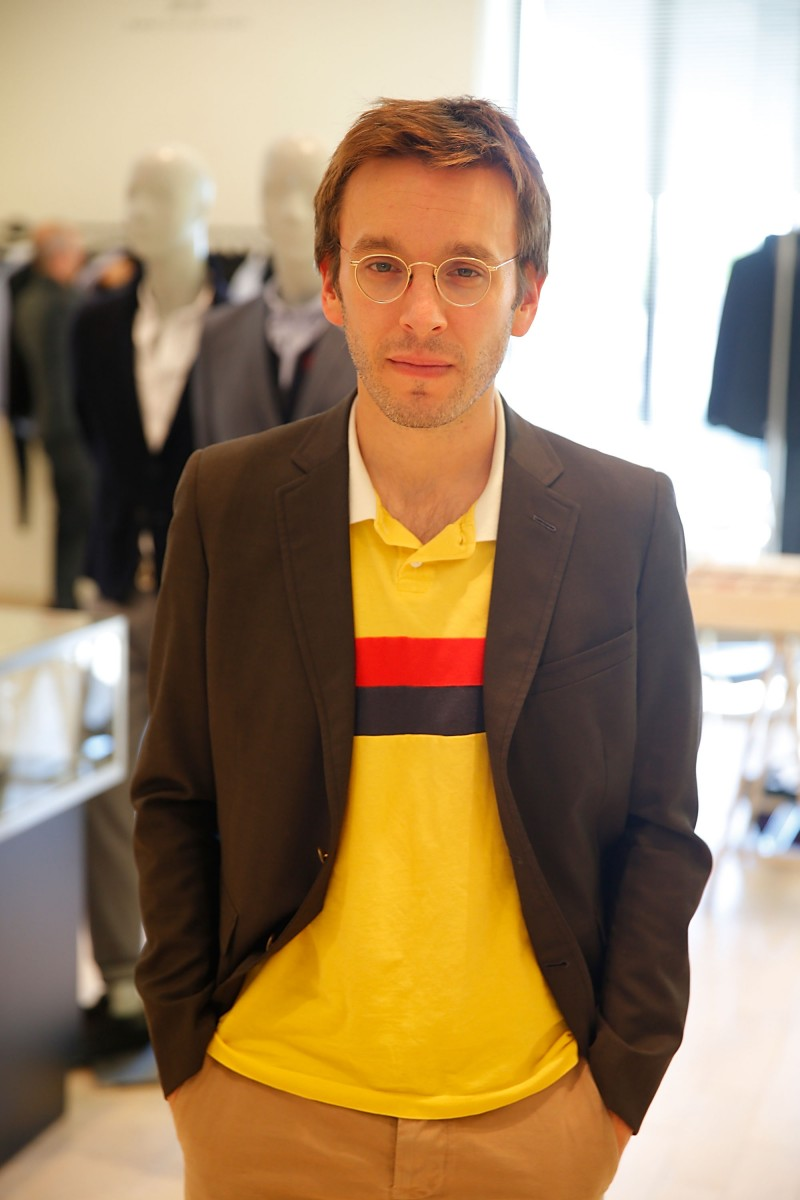 Barneys New York Hosts Scott Sternberg Of Band Of Outsiders