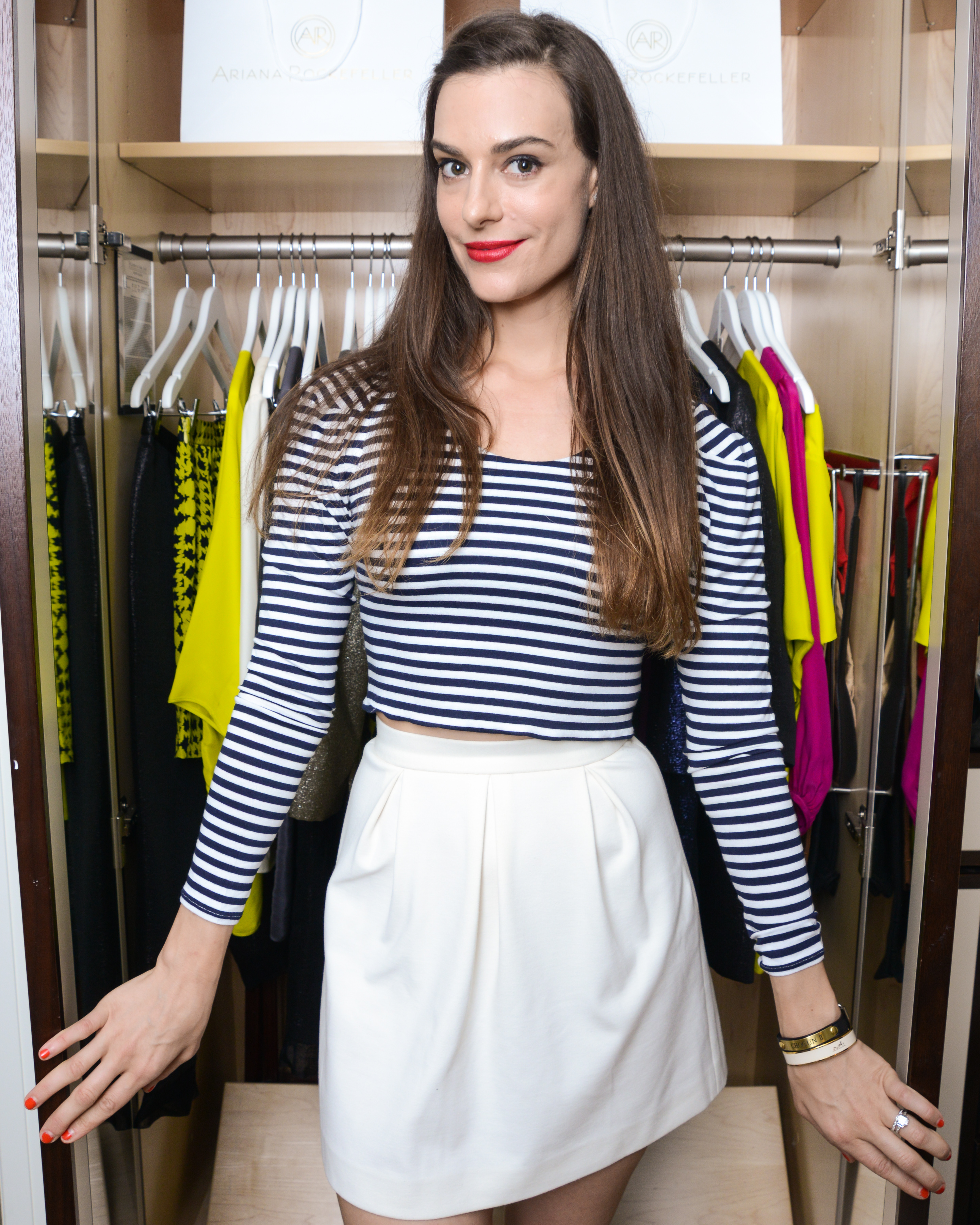 Ariana Rockefeller On Her Spring Collection And Her First ...