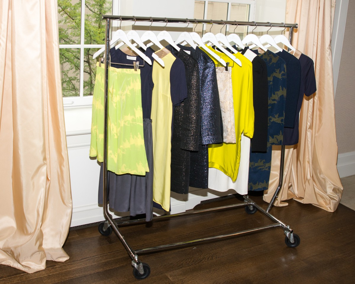 ARIANA ROCKEFELLER Summer Collection Viewing