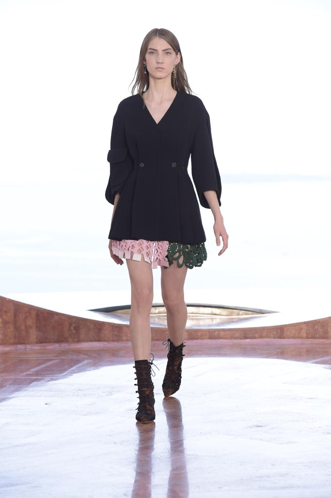 Designer: Dior – Resort 2016 – May 2015 –
