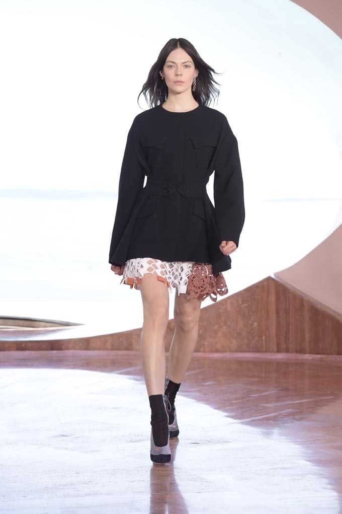 Designer: Dior – Resort 2016 – May 2015 -