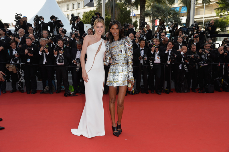 "Opening Ceremony & ""La Tete Haute"" Premiere – The 68th Annual Cannes Film Festival"
