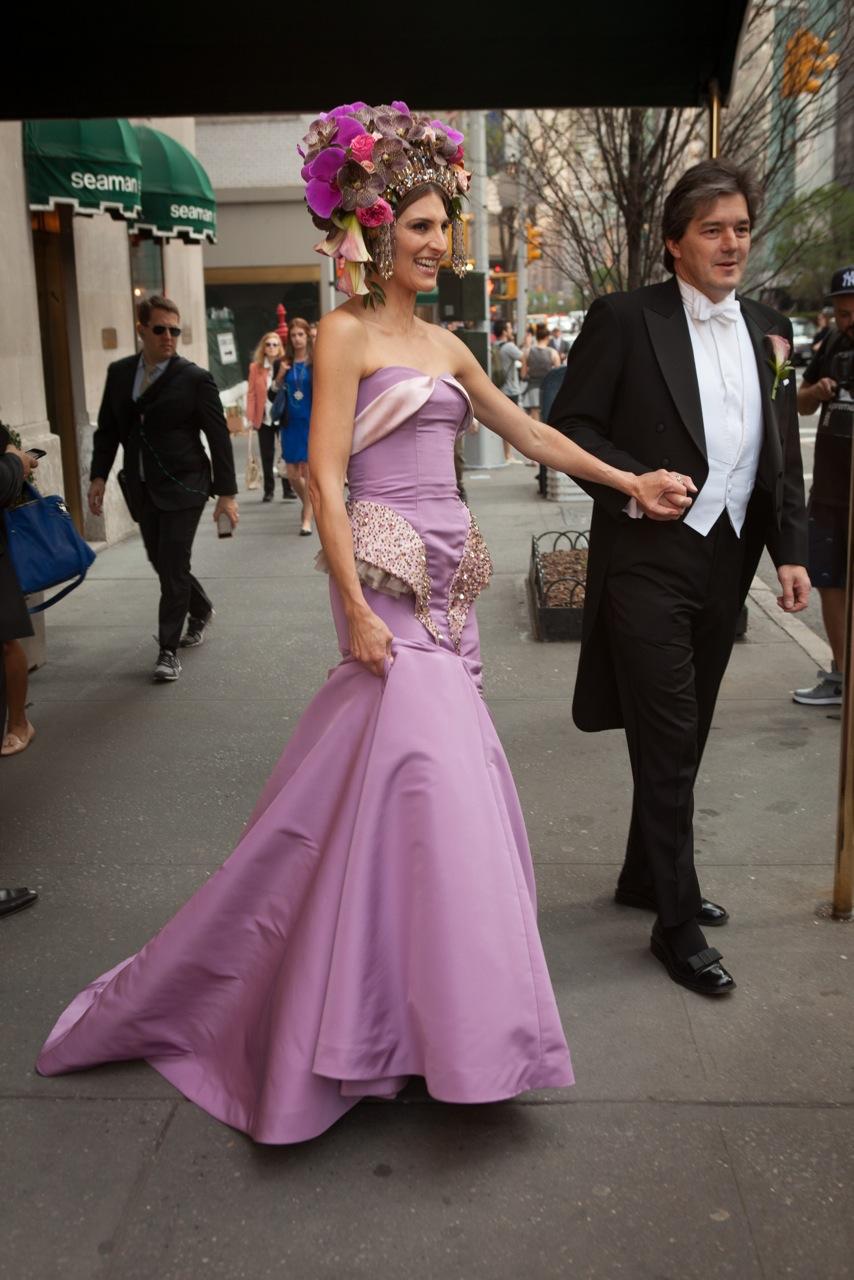 Met Gown
