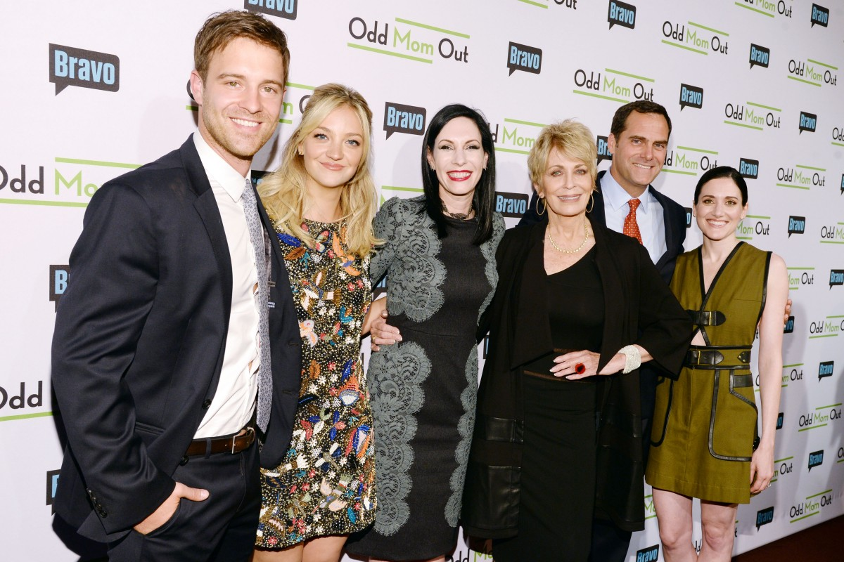 "Bravo presents a special screening of ""Odd Mom Out"""