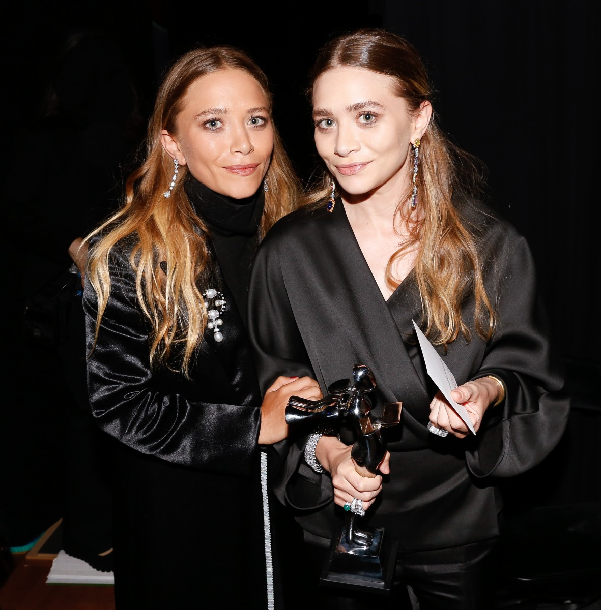 2015 CFDA Fashion Awards – Award Presentation