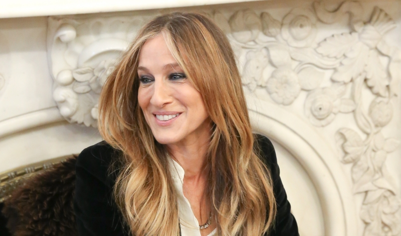 SARAH JESSICA PARKER, JOE ZEE, DONALD ROBERTSON, and ESSIE Co-Host the Opening of the New Serge Normant at John Frieda Salon